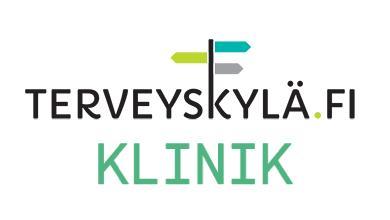 Terveyskylä.fi / Klinik logo